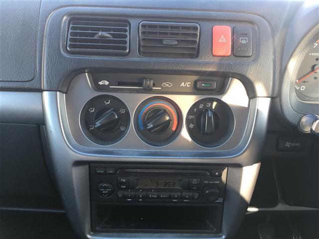 ホンダ バモスホビオ M ワンオーナー 4WD CDオーディオ キーレス
