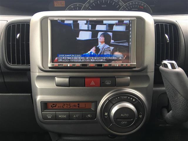 ダイハツ タント カスタム X リミテッド HDDナビ フルセグ DVD再生