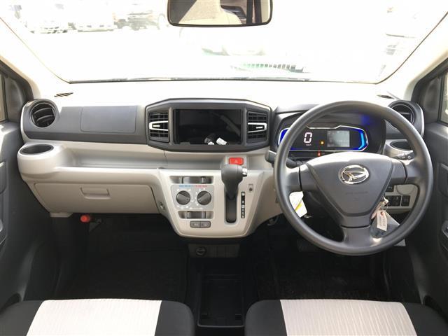 ダイハツ ミライース X SAIII 4WD キーレス パワステ