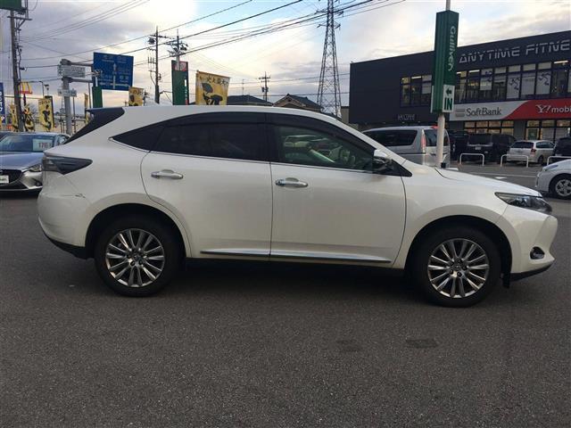 「トヨタ」「ハリアー」「SUV・クロカン」「石川県」の中古車6