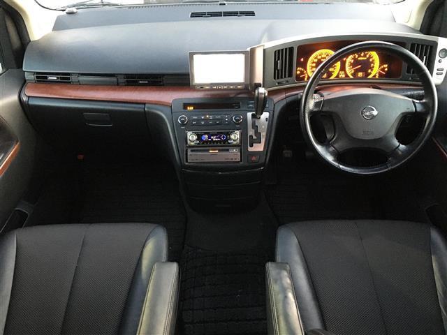 ハイウェイスター 4WD/社外ナビ/社外オーディオ/両側パワースライドドア/POWER・SNOW・2WDモード/MTモード付きAT/バックカメラ/ETC/ハーフレザーシート/電格ミラー/オートライト(3枚目)
