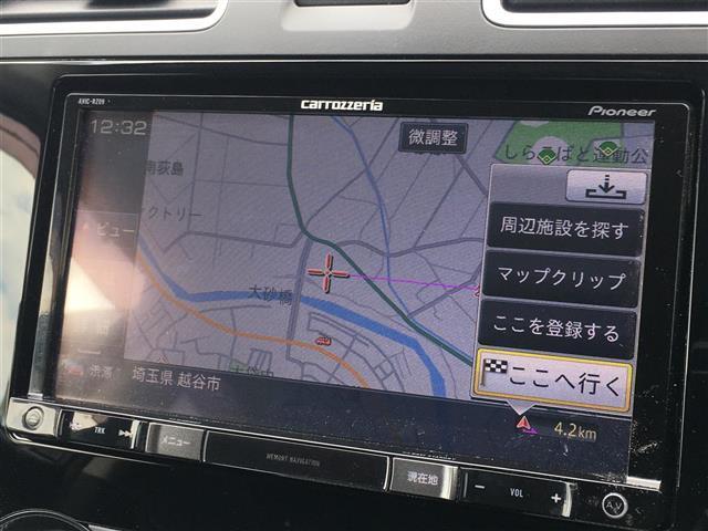 2.0i-L アイサイト 4WD 純正メモリナビ 純正ドラレコ Bカメラ(6枚目)
