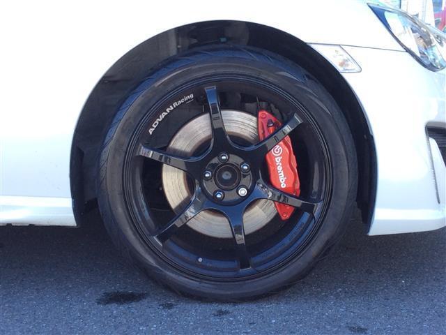 スバル BRZ GT 6MT ワンオーナー 社外マフラー 社外アルミ