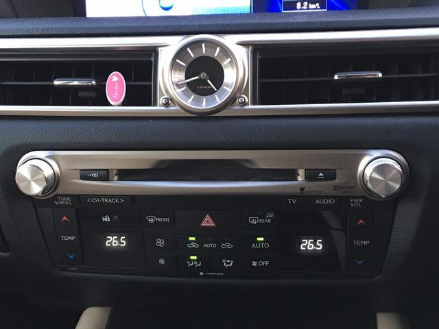 レクサス GS GS350 HDDナビ HID CD パワーシート