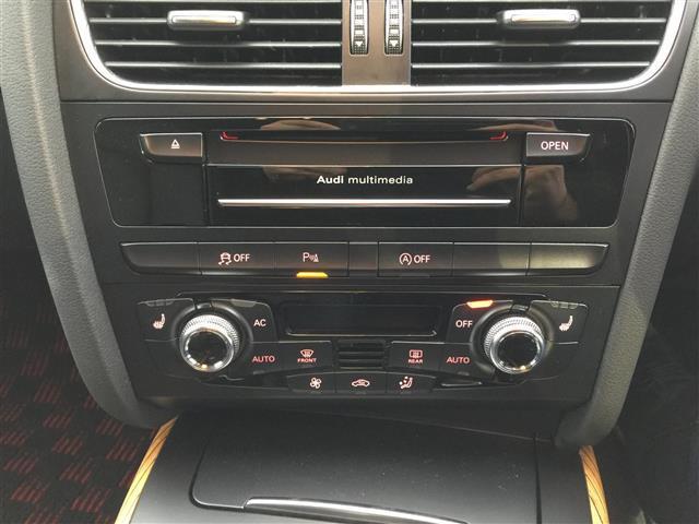 アウディ アウディ A4オールロードクワトロ 4WD 革シート HDDナビ フルセグ DVD再生 ETC