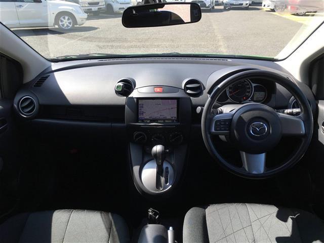 マツダ デミオ 13C-V スマートEDII ワンオーナー