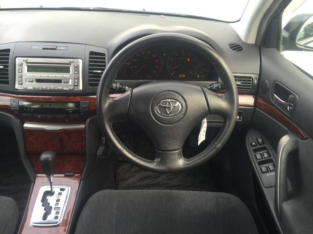 トヨタ アリオン A18 Sパッケージ 1オーナー CDオーディオ HID