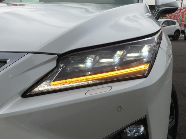 レクサス RX 200t バージョンL パノラマルーフ パノラミックビュー