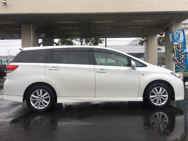 トヨタ ウィッシュ 1.8S/ワンオーナー・社外ナビ・ETC