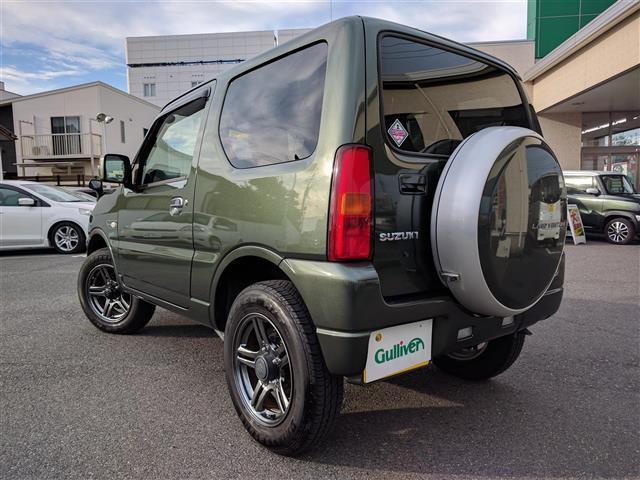 スズキ ジムニー ランドベンチャー 5MT 4WD 修復歴無