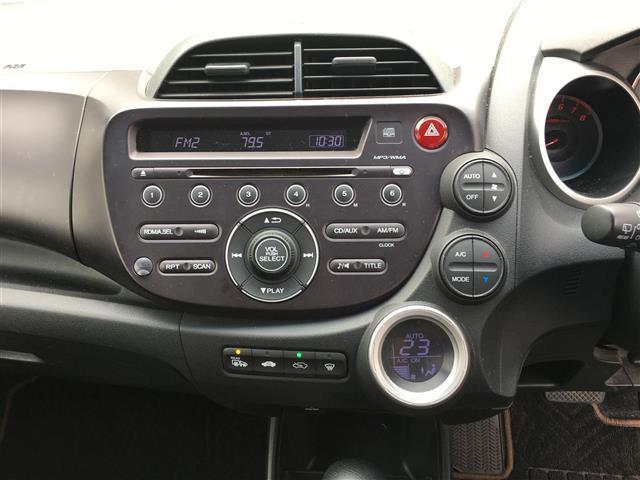 ホンダ フィット RS ワンオーナー ETC キーレス CD