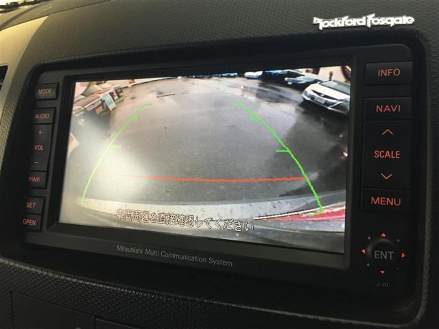 三菱 アウトランダー G ワンオーナー HDDナビ バックカメラ ETC HID