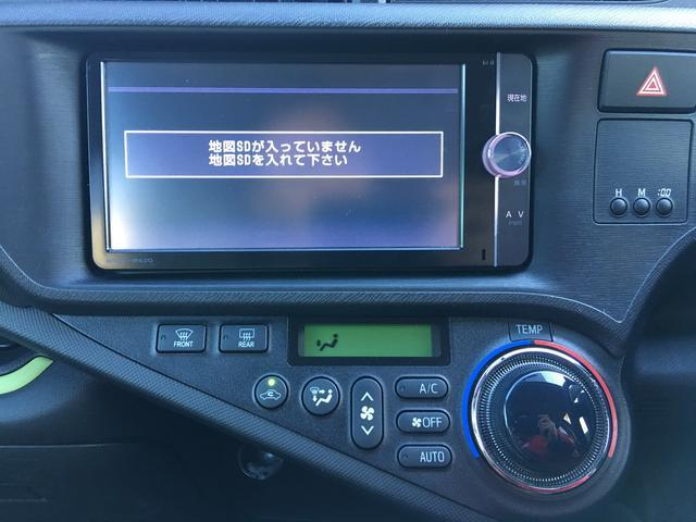 トヨタ アクア 初売りアンコール20ー21日限 定 価 格/SDナビワンセグ