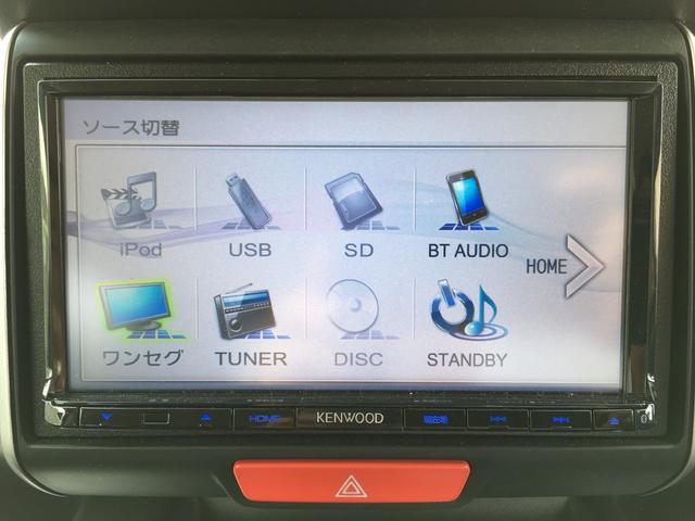 ホンダ N BOXカスタム G SSパッケージ ワンオーナ 両パワースライド メモリナビ