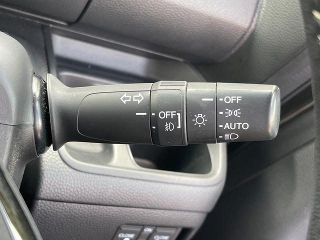 G・Lターボホンダセンシング 衝突軽減ブレーキ 誤発進抑制機能 車線維持支援システム 路外逸脱抑制機 アダプティブクルーズコントロール アイドリングストップ 純正SDナビ フルセグTV 両側パワースライドドア バックカメラ(9枚目)