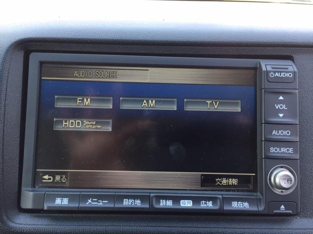 ディーバ 純正HDDナビ ワンセグTV スマートキー(8枚目)