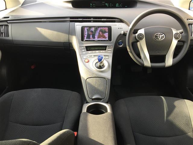 トヨタ プリウス S メモリーナビ ワンセグ バックカメラ ETCスマートキー