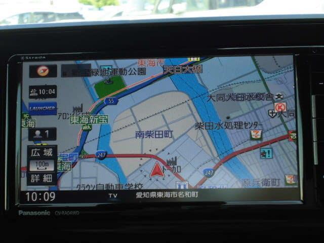HV S LEDパッケージ 純正メモリーナビ フルセグTV(7枚目)