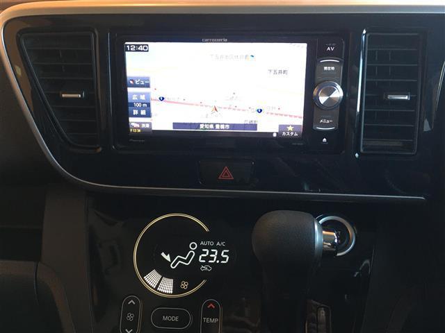 ハイウェイスター X Gパッケージ 衝突軽減ブレーキ 社外メモリナビ CD DVD SD BT フルセグテレビ バックカメラ(ルームミラー連動) 360度カメラ 両側パワスラ キセノンライト プッシュスタート スマートキー ETC(16枚目)