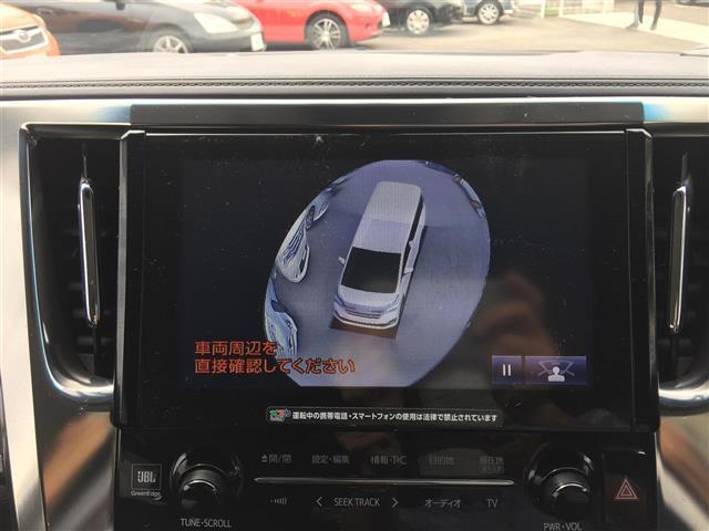 3.5ZA Gエディション ワンオーナー メーカーOPSDナビ フルセグ JBLサウンド BT 純正フリップダウンモニター 全周囲カメラ ステアリングヒーター クルコン スマートキー 両側自動ドア パワーバックドア ETC(6枚目)