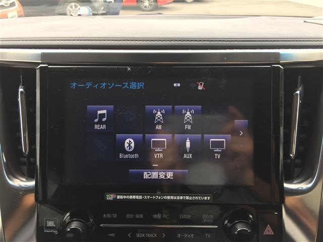3.5ZA Gエディション ワンオーナー メーカーOPSDナビ フルセグ JBLサウンド BT 純正フリップダウンモニター 全周囲カメラ ステアリングヒーター クルコン スマートキー 両側自動ドア パワーバックドア ETC(7枚目)