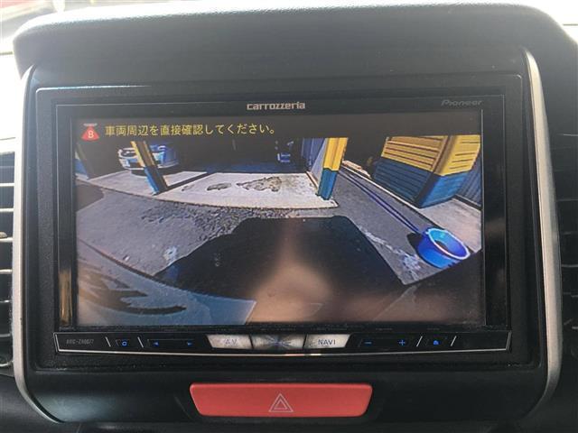 カスタム G SSパッケージ 社外HDDナビ フルセグTV(6枚目)