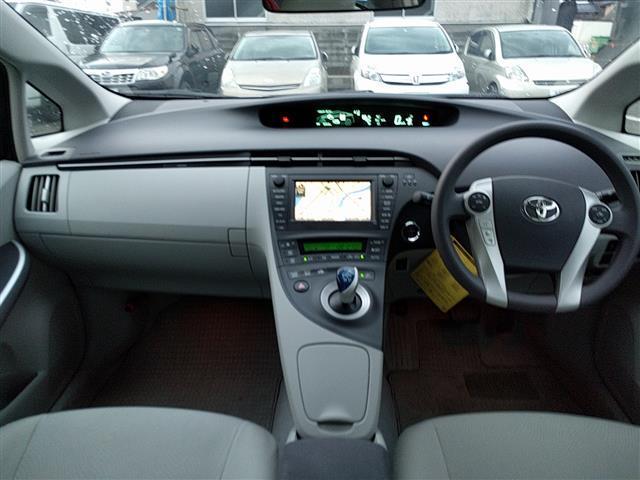 トヨタ プリウス S サンルーフ HDDナビ スマートキー ETC HID