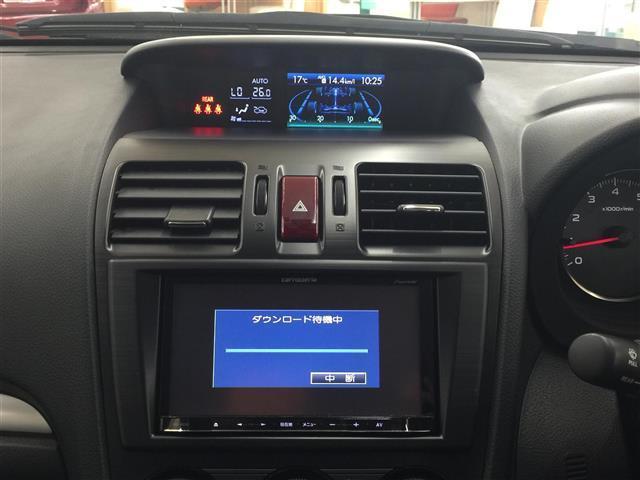 2.0i アイサイト 4WD ワンオーナー ナビ フルセグ(18枚目)