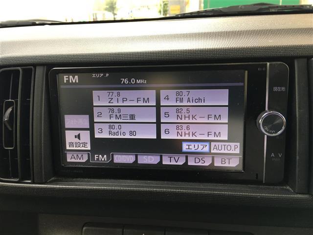 トヨタ パッソ X クツロギ 1オーナー メモリナビ フルセグ スマートキー