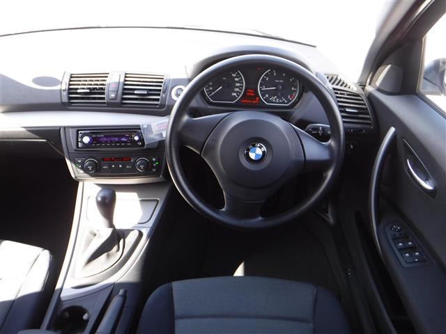 BMW BMW 1シリーズ HDDナビ ETC ワンオーナー バックカメラ