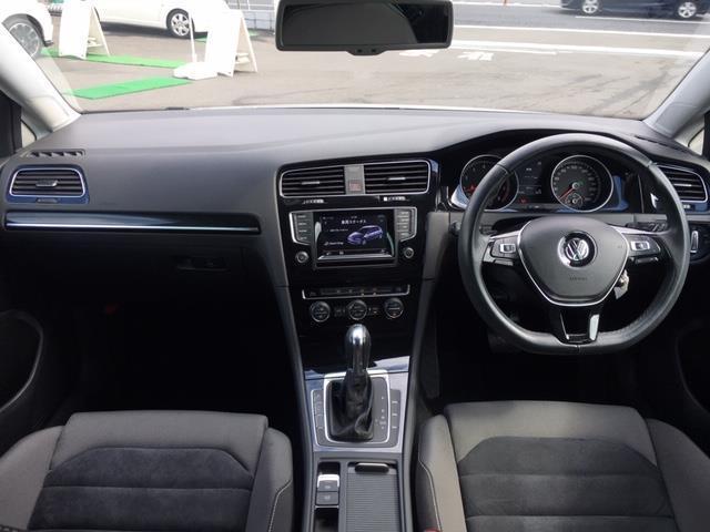 フォルクスワーゲン VW ゴルフ TSIハイラインBMテクノ ACC レーンアシスト ETC