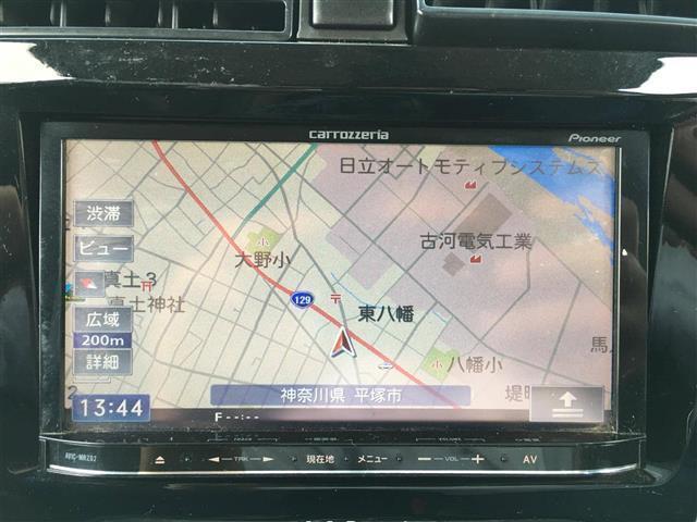ランドベンチャーリフトアップ黒革社外SDナビTV/ETC(2枚目)
