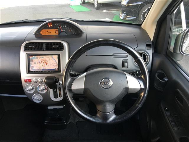 日産 オッティ RS HDDナビ HID