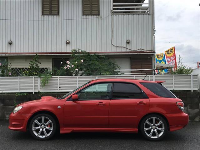 「スバル」「インプレッサスポーツワゴン」「ステーションワゴン」「和歌山県」の中古車8