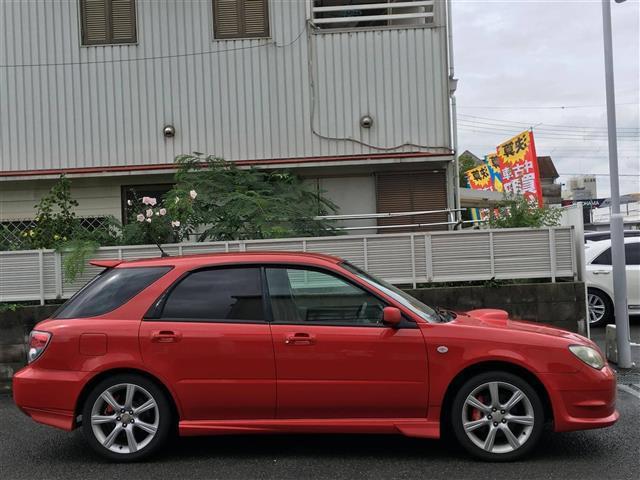 「スバル」「インプレッサスポーツワゴン」「ステーションワゴン」「和歌山県」の中古車9