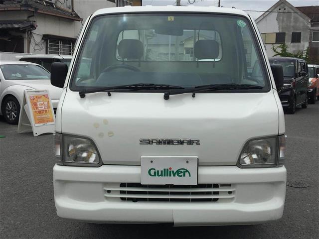 「スバル」「サンバートラック」「トラック」「和歌山県」の中古車6