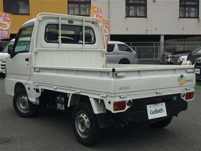 「スバル」「サンバートラック」「トラック」「和歌山県」の中古車9