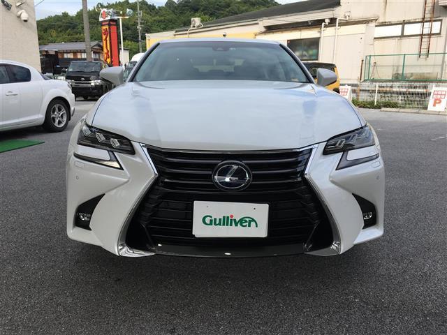 「レクサス」「GS」「セダン」「滋賀県」の中古車4