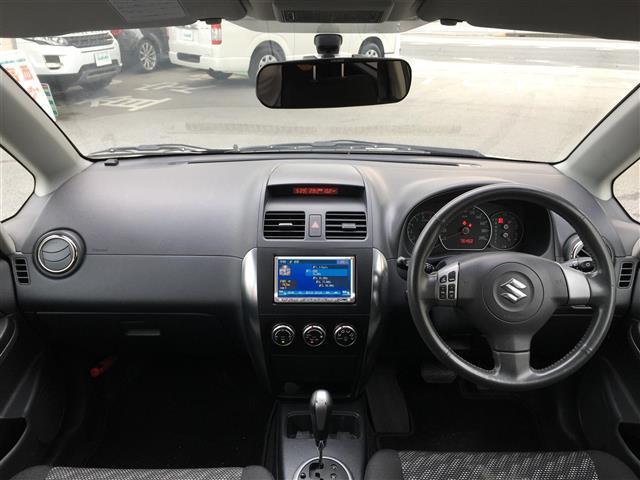 「スズキ」「SX4」「SUV・クロカン」「滋賀県」の中古車3