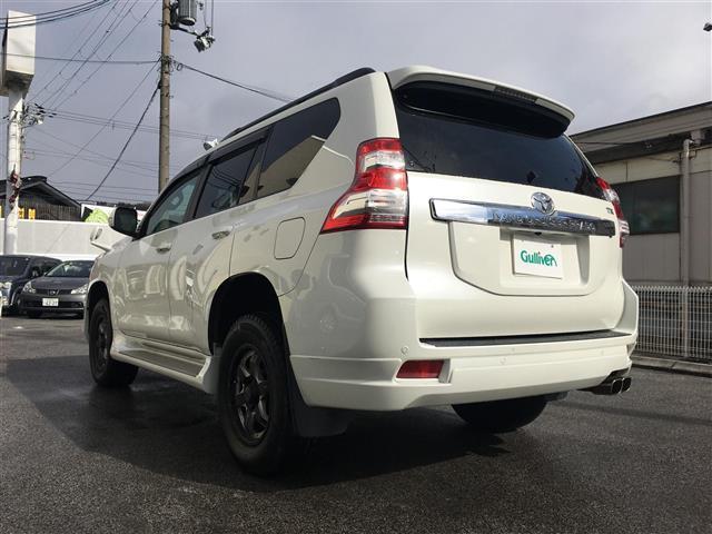「トヨタ」「ランドクルーザープラド」「SUV・クロカン」「滋賀県」の中古車2