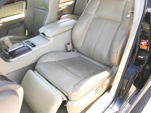 日産 フーガ 350GT タイプS 革シート HDDナビ バックカメラ