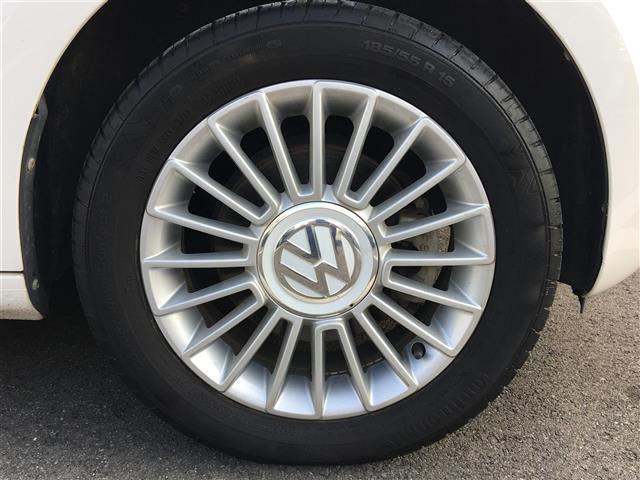 フォルクスワーゲン VW アップ! ハイアップ! キーレス ETC 純正CDオーディオ