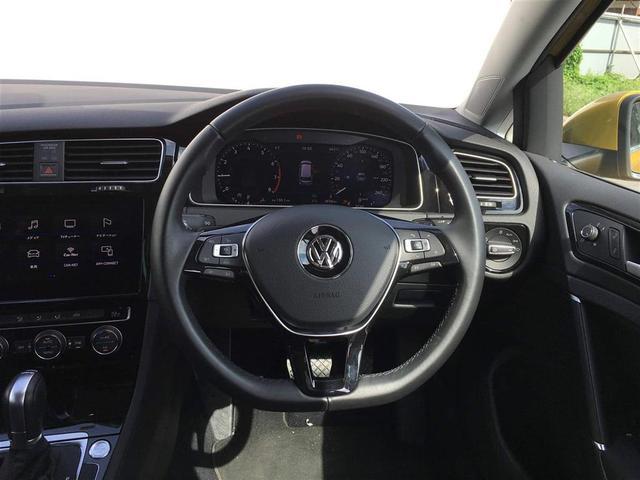フォルクスワーゲン VW ゴルフヴァリアント TSIハイライン 純正メモリナビ フルセグ LEDライト