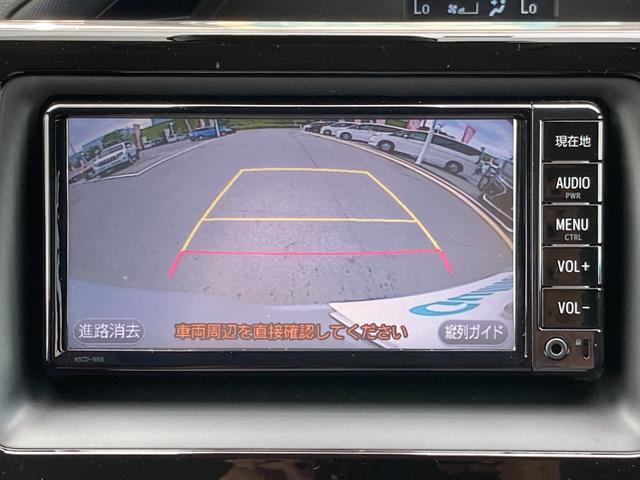 X トヨタセーフティセンス 純正ナビ 衝突軽減ブレーキ クルーズコントロール バックカメラ ETC 片側電動スライドドア ワンセグTV Bluetooth LEDヘッドライト(3枚目)