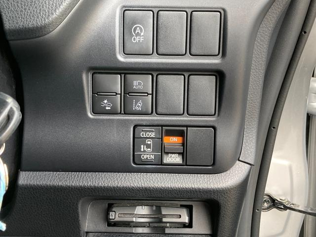 X トヨタセーフティセンス 純正ナビ 衝突軽減ブレーキ クルーズコントロール バックカメラ ETC 片側電動スライドドア ワンセグTV Bluetooth LEDヘッドライト(7枚目)