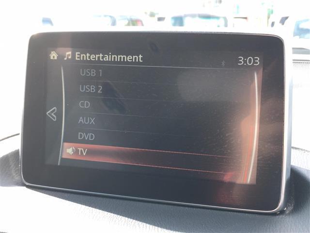 20Sツーリング マツダコネクトナビ/CD DVD BT AUX USB FM AM/衝突被害軽減ブレーキ/スマートキー/プッシュスタート/HID/フォグランプ/AFS/革巻きステアリング/ステアリングスイッチ/ETC(5枚目)