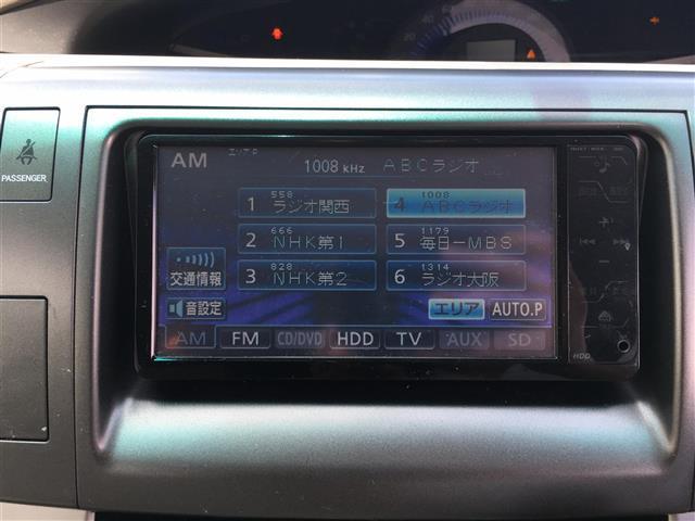 X 4WD 修復歴無 HDDナビ フリップダウンモニター(15枚目)