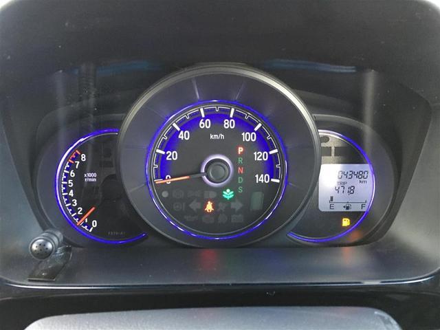 G・ターボパッケージ クルーズコントロール/パドルシフト/社外SDナビAM/FM/CD/DVD/BT/USB/iPOD/SD/フルセグTV/バックカメラ/革巻きステアリング/プッシュスタート/ETC/ウィンカーミラー(10枚目)