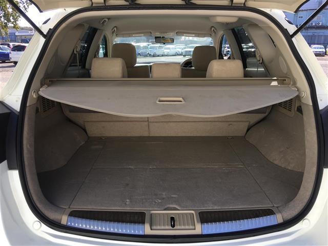 日産 ムラーノ 350XL FOUR 4WD ワンオーナー HDDナビ