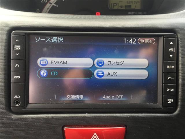 X リミテッド・1オーナー・ナビ・Bカメラ・スマートキー(4枚目)